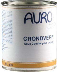 AURO -  - Sous Couche