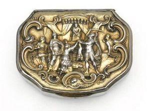 Dario Ghio Antiquites -  - Tabatière