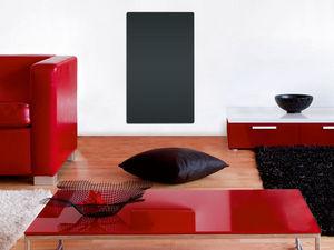 SOLARIS LE BIEN �TRE DIFF�RENT-FONDIS - solaris� salon noir soft touch - Panneau Rayonnant