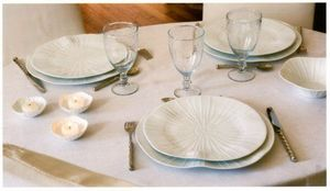 JACQUES PERGAY - lotus - Service De Table