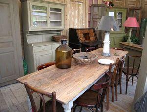 Les Ateliers Généreux -  - Table De Cuisine