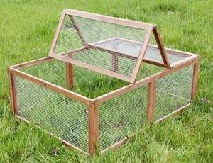 FARMLINE -  - Cage D'extérieur