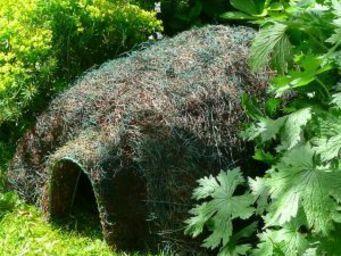Wildlife world - hogitat hedgehog home - Abri Pour Petits Mammif�res