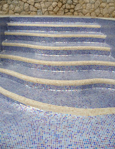HISBALIT Mosaico - aqualuxe - Carrelage De Piscine