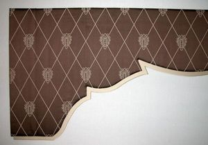 Topline Furniture -  - Lambrequin