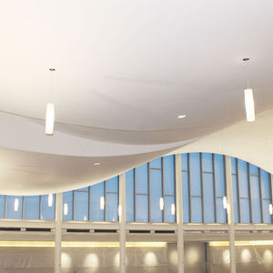 Stretched Fabric Systems -  - Eclairage Architectural