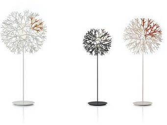 WORKSHOPDESIGN - coral - Lampadaire