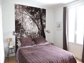 Ohmywall - papier peint forêt onirique - Trompe L'oeil