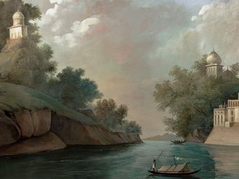 Ananbô - shandapur - Papier Peint Panoramique