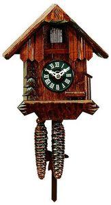 1001 PENDULES - chalet  - Horloge Coucou