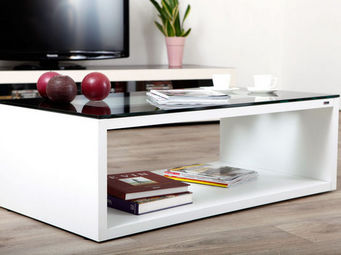 Miliboo - symbiosis table basse - Table Basse Rectangulaire