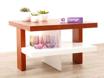 Miliboo - glasgow table basse - Table Basse Rectangulaire