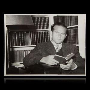 Expertissim - prevost jean (1901-1944). photographie de presse - Photographie