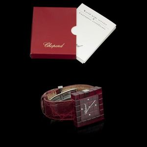Expertissim - chopard. montre bracelet de femme modèle be mad - Montre
