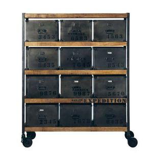 MAISONS DU MONDE - cabinet manufacture - Meuble À Tiroirs