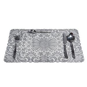 Maisons du monde - set table séville anthracite - Set De Table