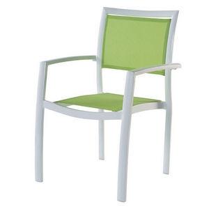 MAISONS DU MONDE - fauteuil vert hawai - Fauteuil