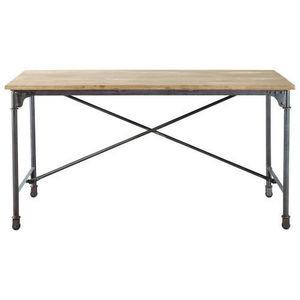 Maisons du monde - table � d�ner archibald - Tallboy