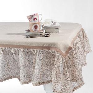 Maisons du monde - nappe belladona - Nappe Rectangulaire