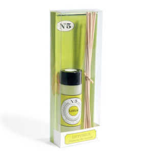 Maisons du monde - diffuseur lotus 100ml - Diffuseur De Parfum Par Capillarité