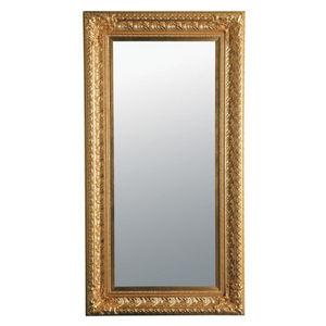 Maisons du monde - miroir marquise or 95x180 - Miroir