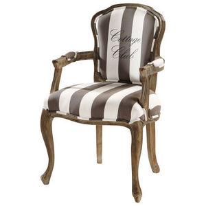 Maisons du monde - fauteuil cottage club - Fauteuil