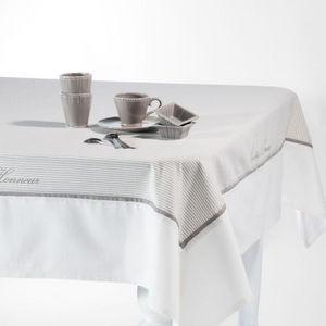 Maisons du monde - nappe invité 150x250 - Nappe Rectangulaire
