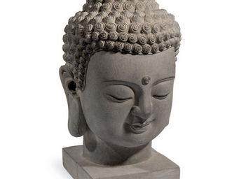 Maisons du monde - tête de bouddha itahari - Bouddha