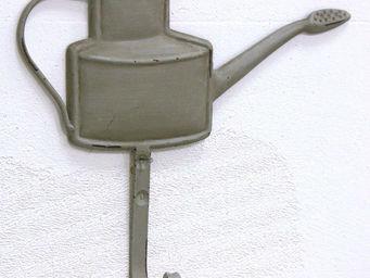 BARCLER - patère arrosoir en métal m1 - Patère