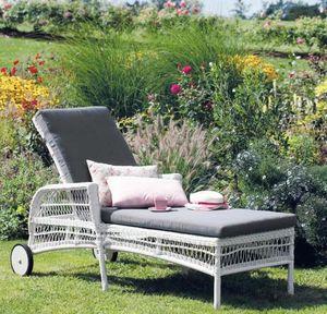 Maisons du monde - emily - Chaise Longue De Jardin