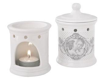 Mathilde M - brûle-parfum anges amoureux - Brûleur