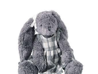 Mathilde M - les toudoux agla� le lapin - Doudou