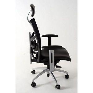 WHITE LABEL - fauteuil de bureau foze - Fauteuil De Bureau