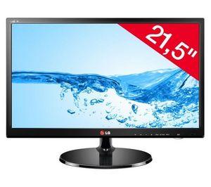 LG Electronics - 22mn43d ecran led 21.5 full hd avec tuner tv - T�l�viseur Lcd