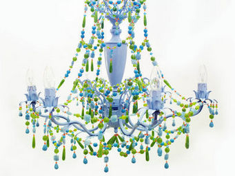 SUSSIEBIRIBISSI - blue crown - Lustre