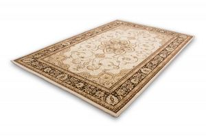 NAZAR - tapis hayat 240x330 beige - Tapis Traditionnel