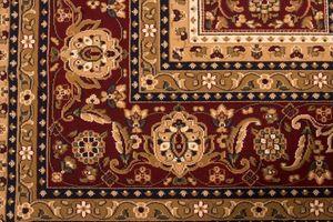 NAZAR - tapis tabris 80x300 red - Tapis Traditionnel