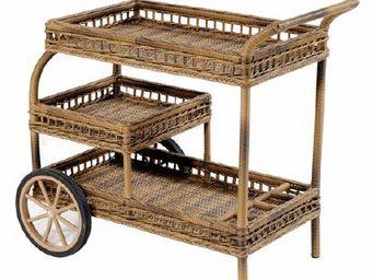 Grange - trolley - Table Roulante De Jardin