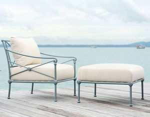 Tectona - 1800 - Footstool