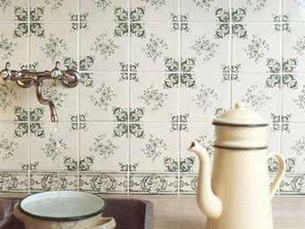 FAUVEL- NORMANDY CERAMICS -  - Carrelage Mural