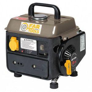 FARTOOLS - groupe électrogène 700 watts moteur 2 temps fartoo - Groupe Électrogène