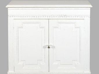 BLANC D'IVOIRE - adrien pm blanc antique - Buffet Haut