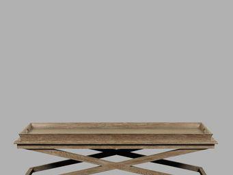 BLANC D'IVOIRE - jerry - Table Basse Rectangulaire