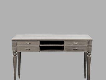 BLANC D'IVOIRE - simon gris fonc� - Bureau