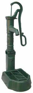 GRILLOT - fontaine rétro en fonte avec pompe manuelle 100cm - Fontaine Centrale D'extérieur