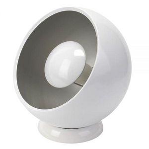 La Chaise Longue - lampe design cosmo blanche - Lampe � Poser