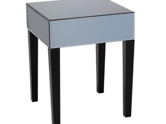 La Chaise Longue - table d'appoint noir - Table D'appoint
