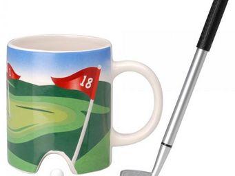 La Chaise Longue - mug golf - Mug