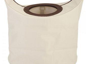 La Chaise Longue - panier � linge magn�tique beige - Panier � Linge