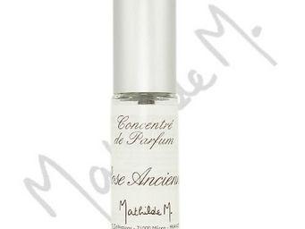 Mathilde M - concentr� de parfum mini spray - rose ancienne - 5 - Essences Parfum�es